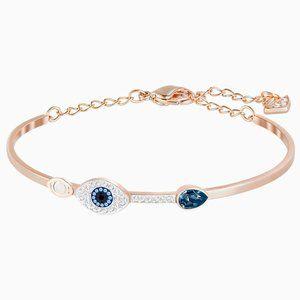 ✨ NWOT Swarovski Evil Eye Bracelet
